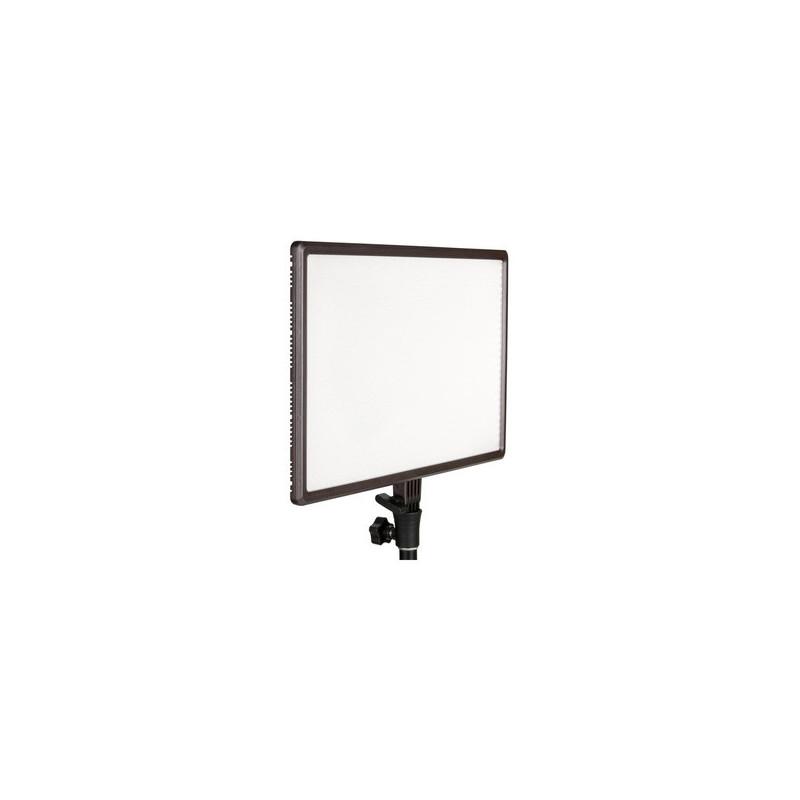 Nanlite LuxPad43 Illuminatore LED 25.6W 256 LED + 2 Plate Per LP-E6 + Alimentatore