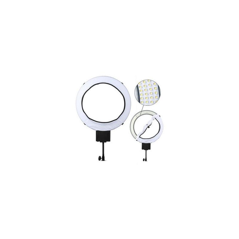 Nanlite Ring Led halo19 Kit completo (borsa + filtri+ bracket)