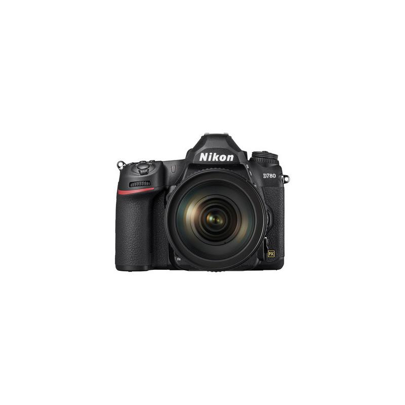 Nikon D780 + Nikkor AF-S 24-120mm f/4 VR + SD 64GB Lexar Pro