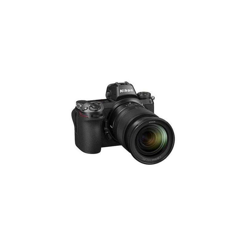 Nikon Z6 II + Z 24-70mm f/4 S + FTZ Mount