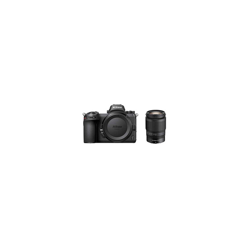Nikon Z6 II + Z 24-200mm f/4-6.3