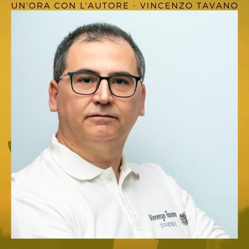 Un'ora con l'autore: Vincenzo Tavano