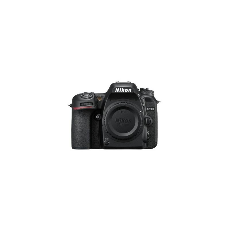 Nikon D7500 Body + SD Lexar 16GB