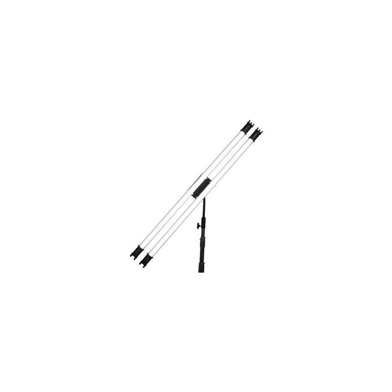 Nanlite Piastra Holder Per 2 Tubi Con Testa a Sfera