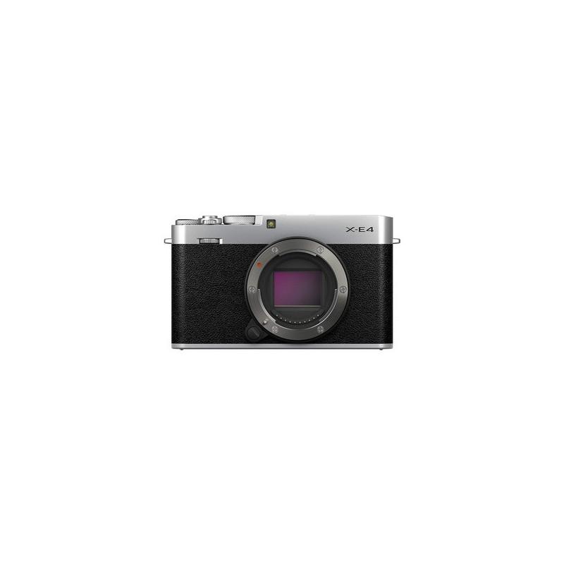 Fujifilm X-E4 Body Silver