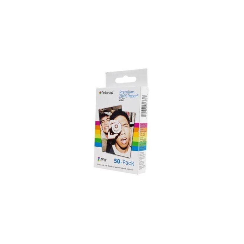 Polaroid Zink 2x3'' - 50pz per Snap Touch