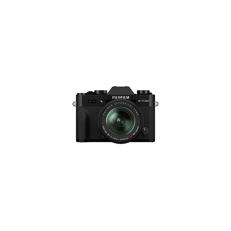 Fujifilm X-T30 II Nera + XF 18-55mm f/2.8-4 R LM OIS Fujinon