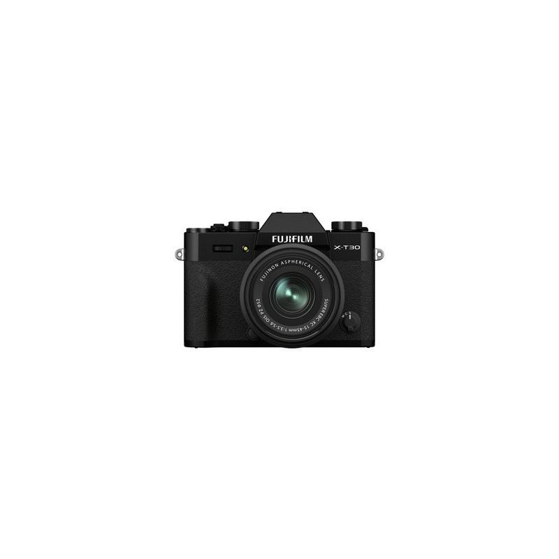 Fujifilm X-T30 II Nera + XC 15-45mm f/3.5-5.6 OIS