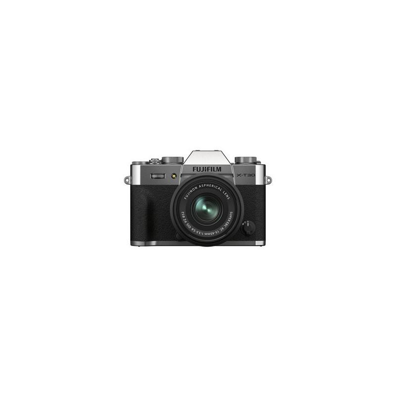 Fujifilm X-T30 II Silver + XC 15-45mm f/3.5-5.6 OIS