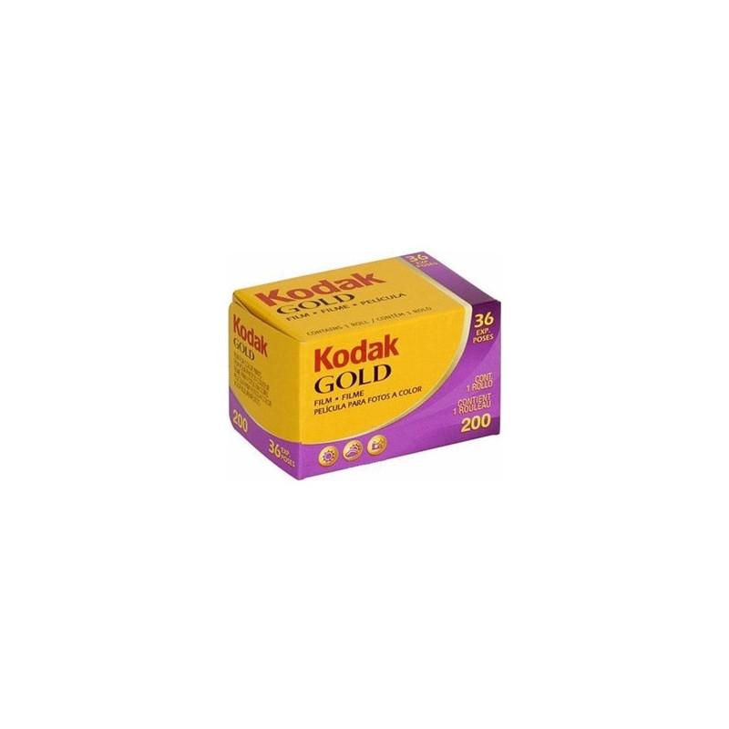 Kodak Gold 200 135/36 pellicola per foto a colori 36 scatti