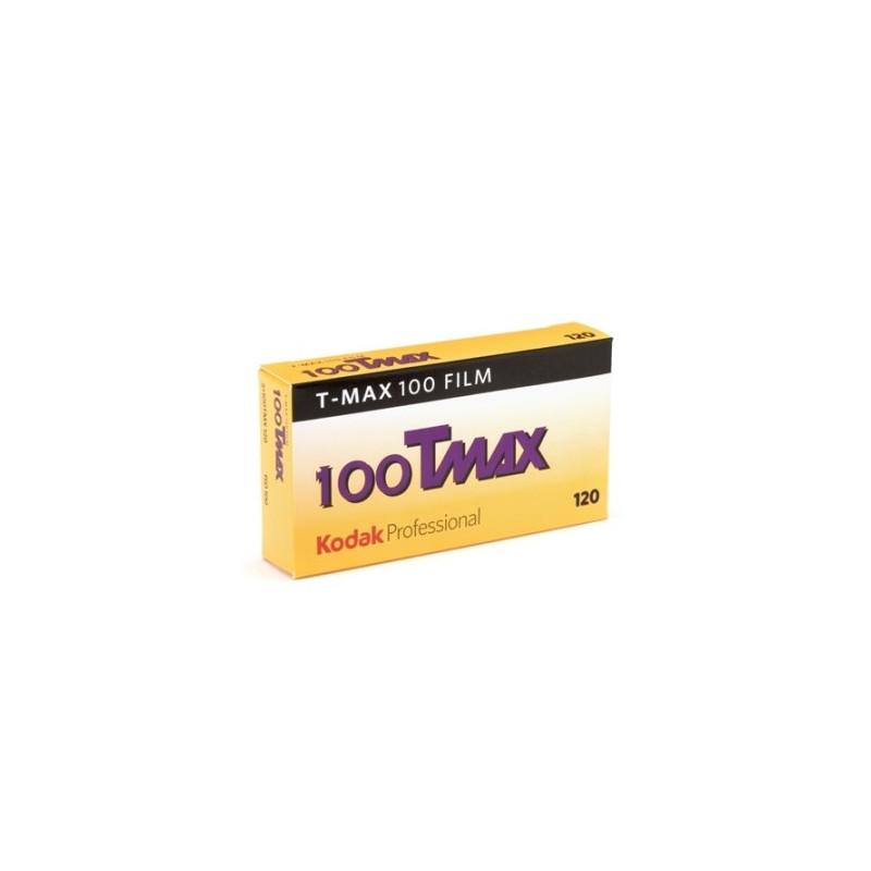 Kodak Kodak T-MAX 100 pellicola per foto in bianco e nero 120 scatti