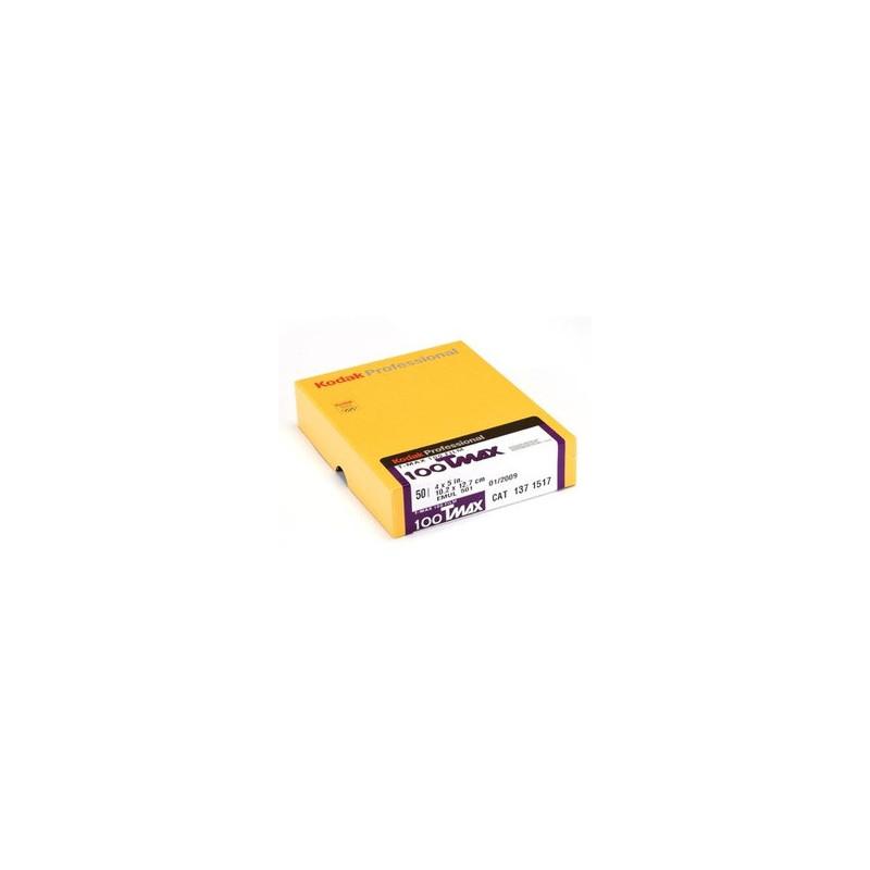 Kodak Kodak T-MAX 100 4x5'' 50 pellicola per foto in bianco e nero