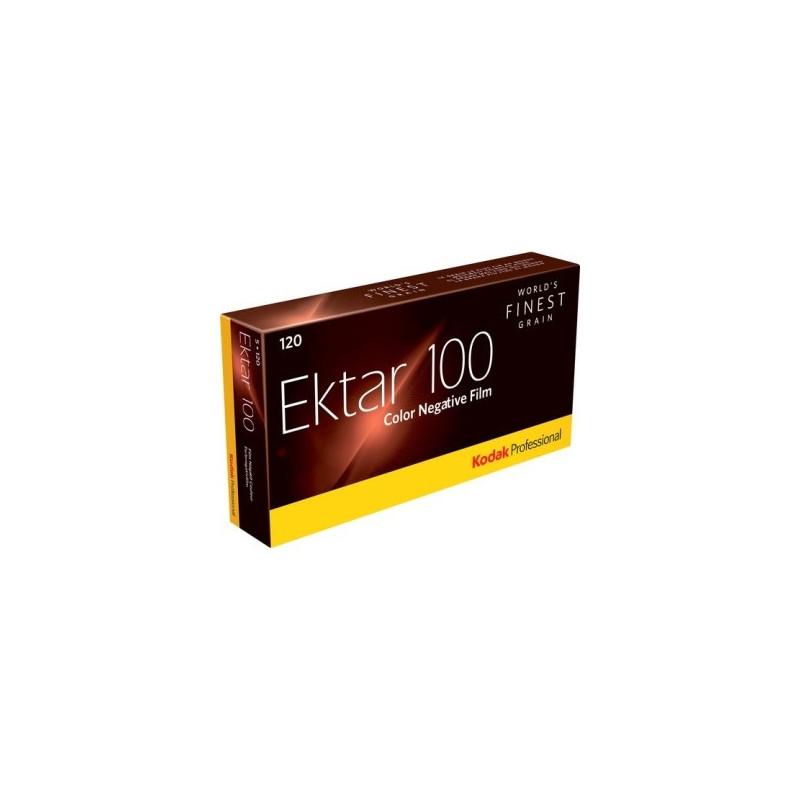 Kodak 1x5 Professional Ektar 100 120 pellicola per foto a colori