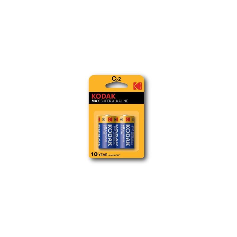 Kodak Max Super C Batteria monouso Alcalino