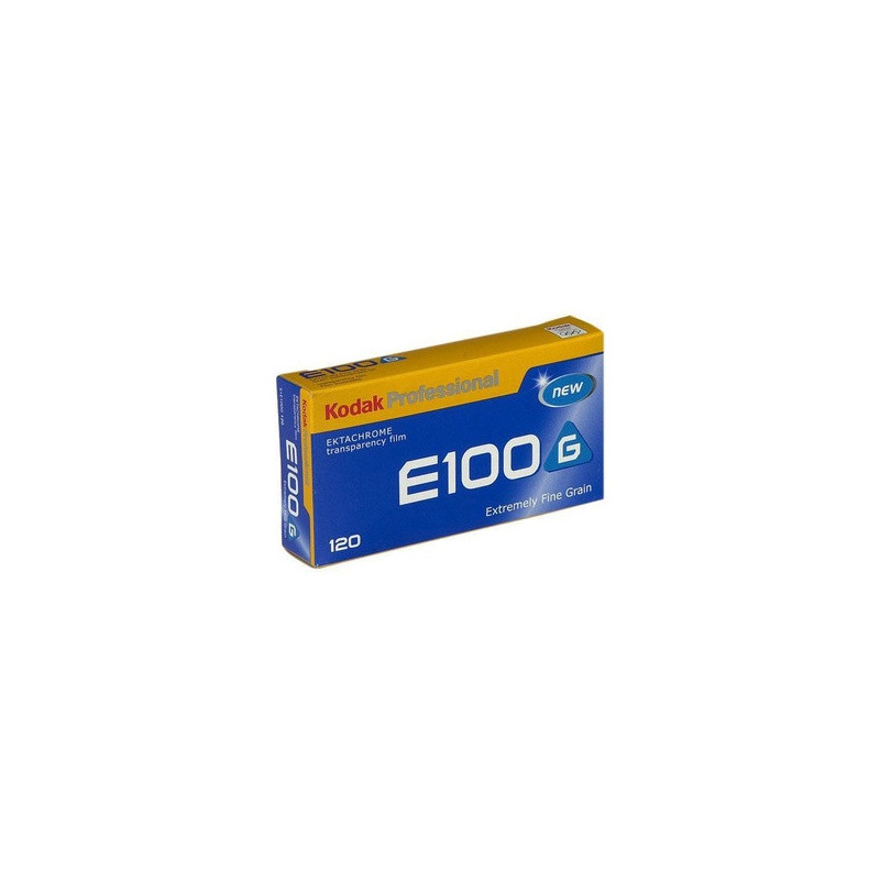 Kodak E100G 120 pellicola per foto a colori