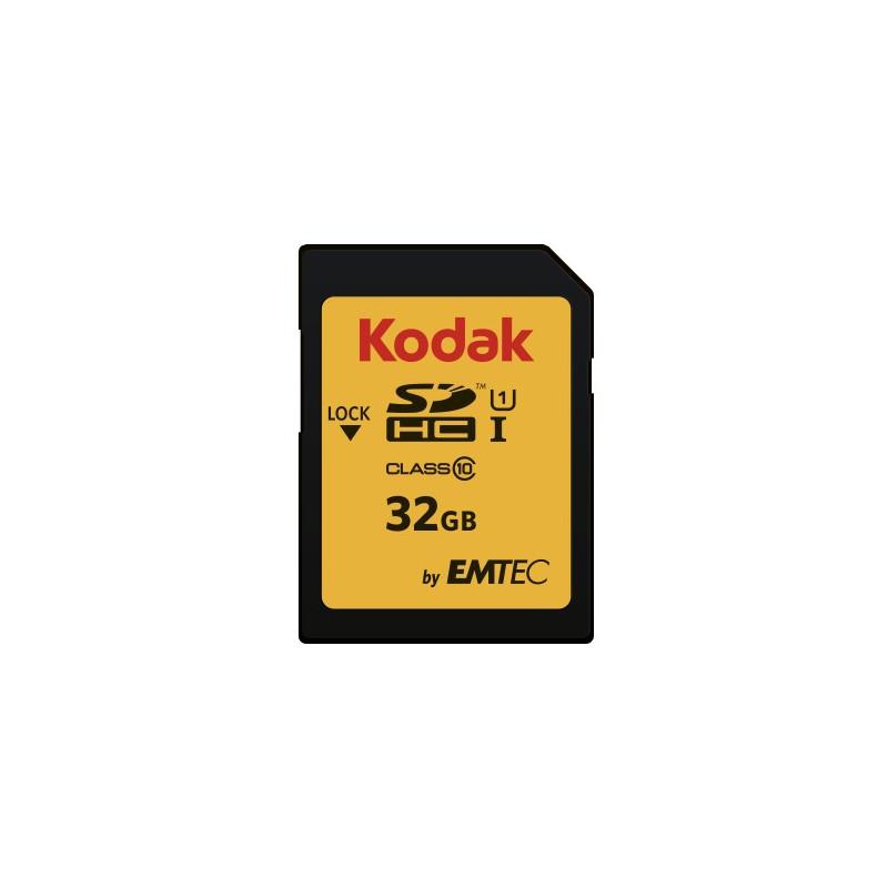 Kodak 32GB SDHC UHS-I Classe 10