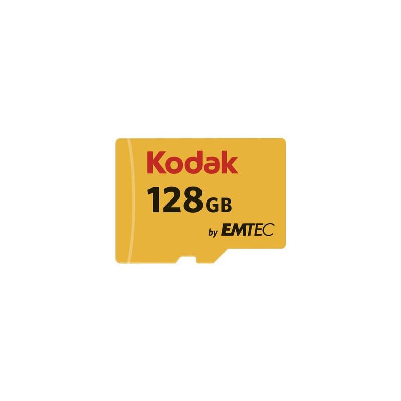 Kodak 128GB microSDXC MicroSDXC UHS-I Classe 10