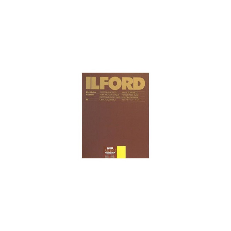Ilford Multigrade FB Warmtone 1K carta fotografica