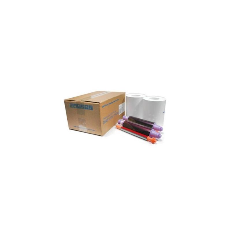DNP Bobina Carta + Ribbon DS RX1 HS 15x20 700 stampe