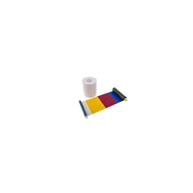 DNP Bobina Carta + Ribbon DS 620 15x20 400 stampe