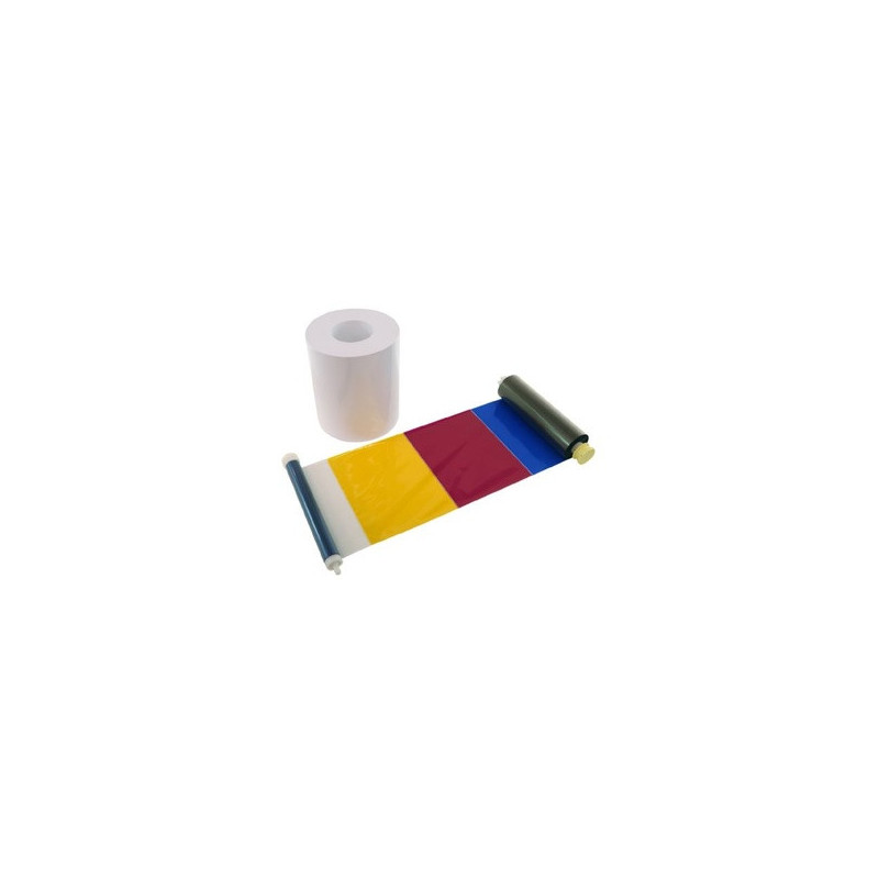 DNP Bobina Carta + Ribbon DS RX1 HS 13x18 800 stampe