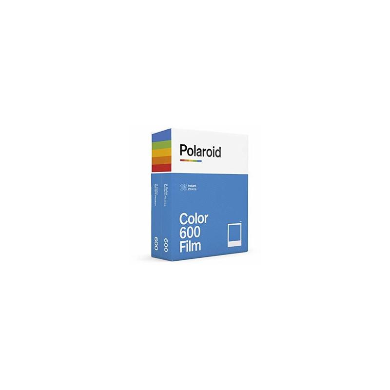 Polaroid 1x2 Polaroid pellicola a colori per 600