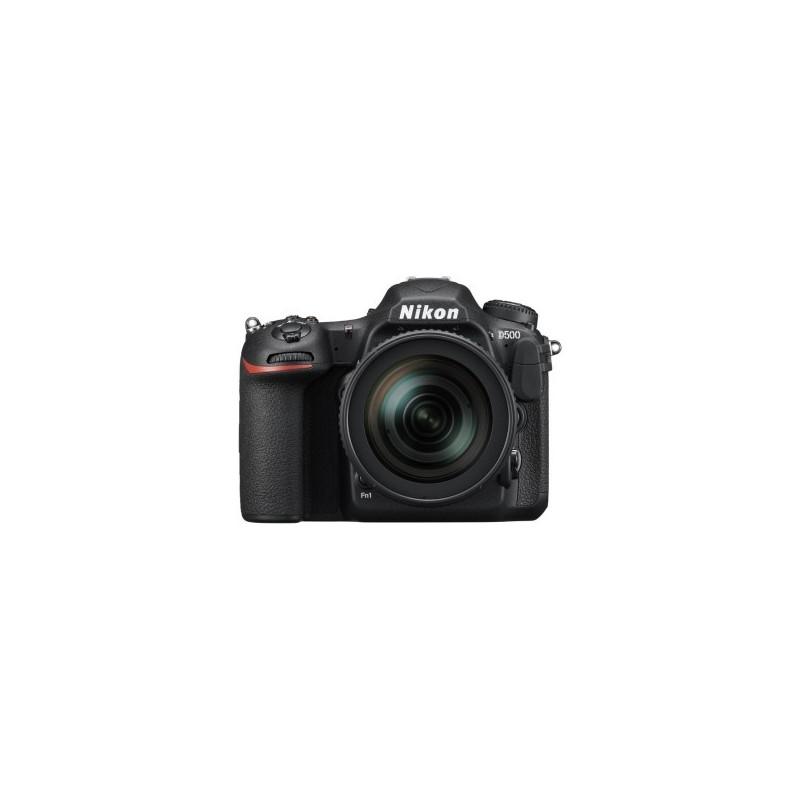 Nikon D500 + AF-S DX 16-80mm VR + SD 16GB