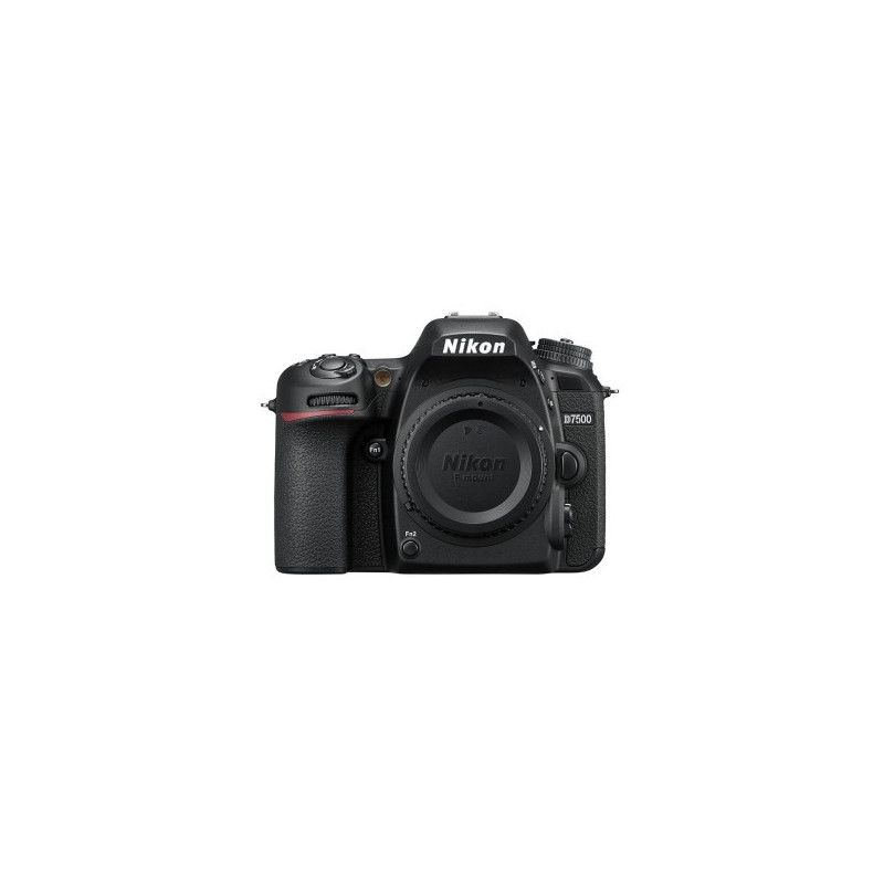 Nikon D7500 + AF-S 18-140mm f/3.5-5.6 G ED VR + SD Lexar 8GB
