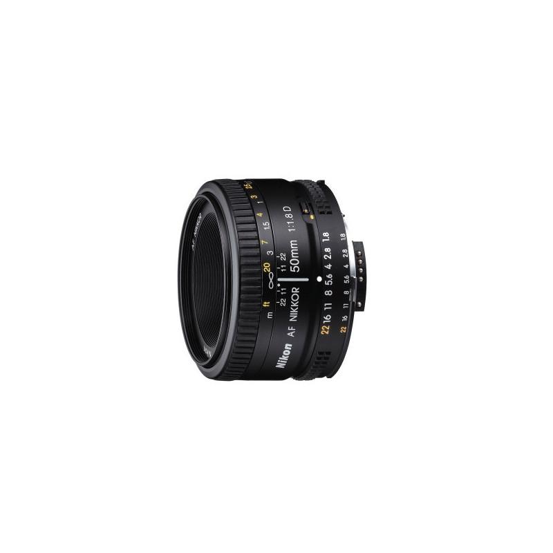 Nikon Nikkor AF 50mm f/1.8 D