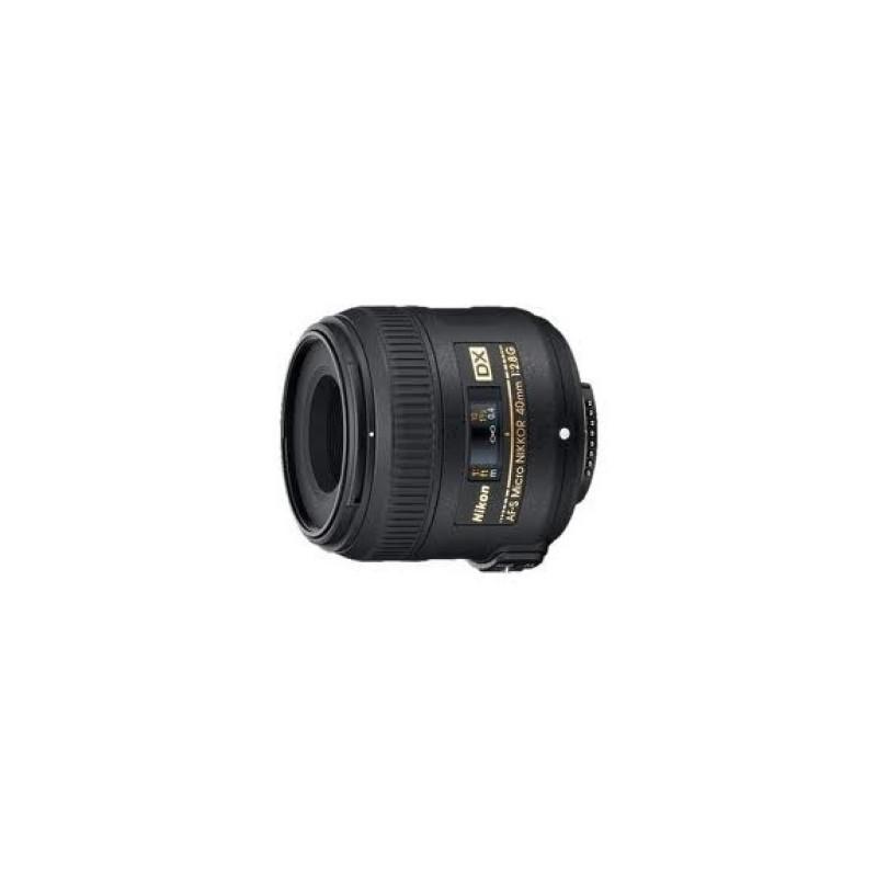 Nikon Nikkor AF-S 40mm f/2.8 G DX Micro