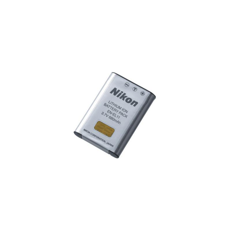 Nikon EN-EL11 Ioni di Litio 3,7 mAh