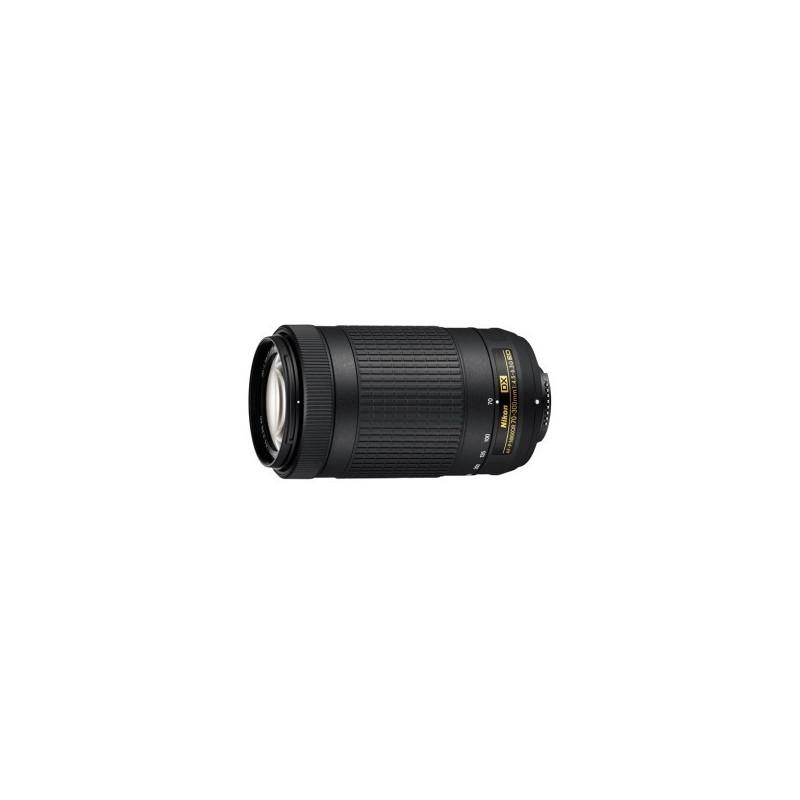 Nikon Nikkor AF-P DX 70-300mm f/4.5-6.3G ED