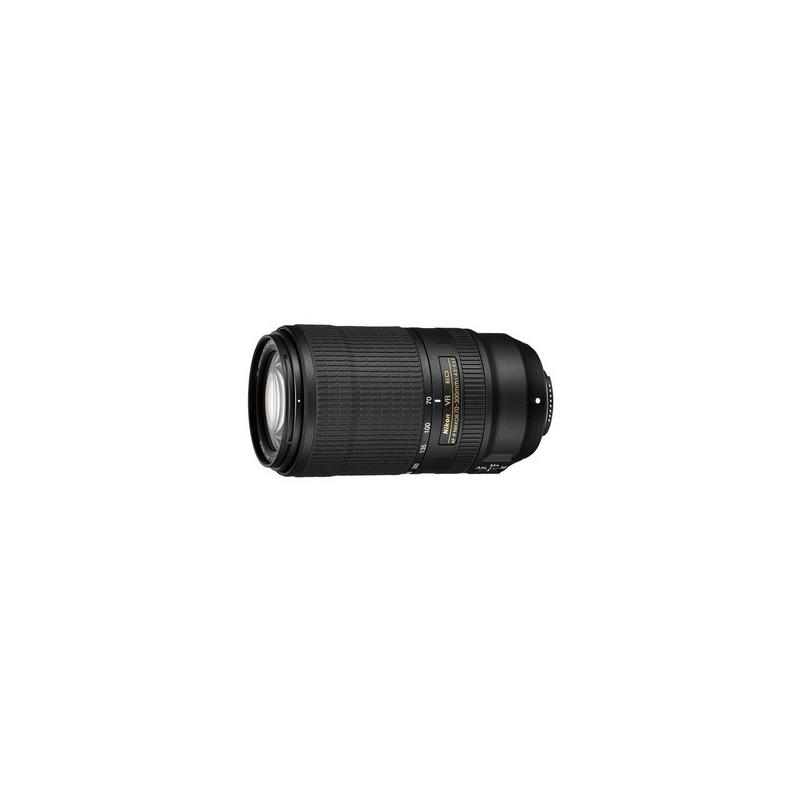 Nikon Nikkor AF-P 70-300mm f/4.5-5.6E ED VR SLR Nero