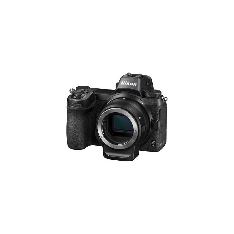 Nikon Z6 Body + Anello adattatore FTZ