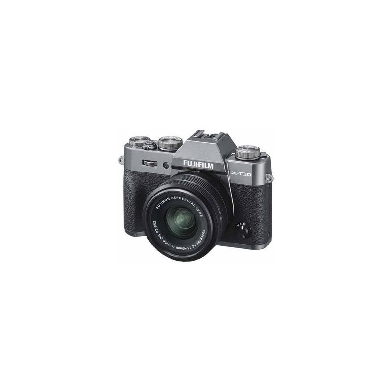 Fujifilm X-T30 + XC 15-45mm f/3.5-5.6 Antracite