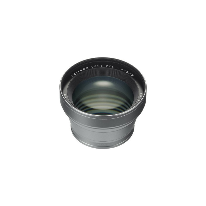 Fujifilm Lente di Tele Conversione TCL-X100 II Silver