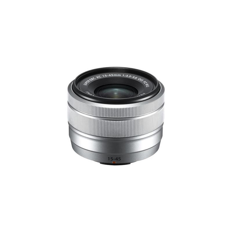 Fujifilm XC 15-45mm f/3.5-5.6 OIS Silver