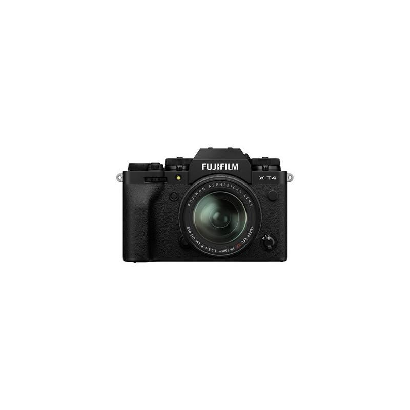 Fujifilm X-T4 + XF 18-55mm f/2.8-4 Nero