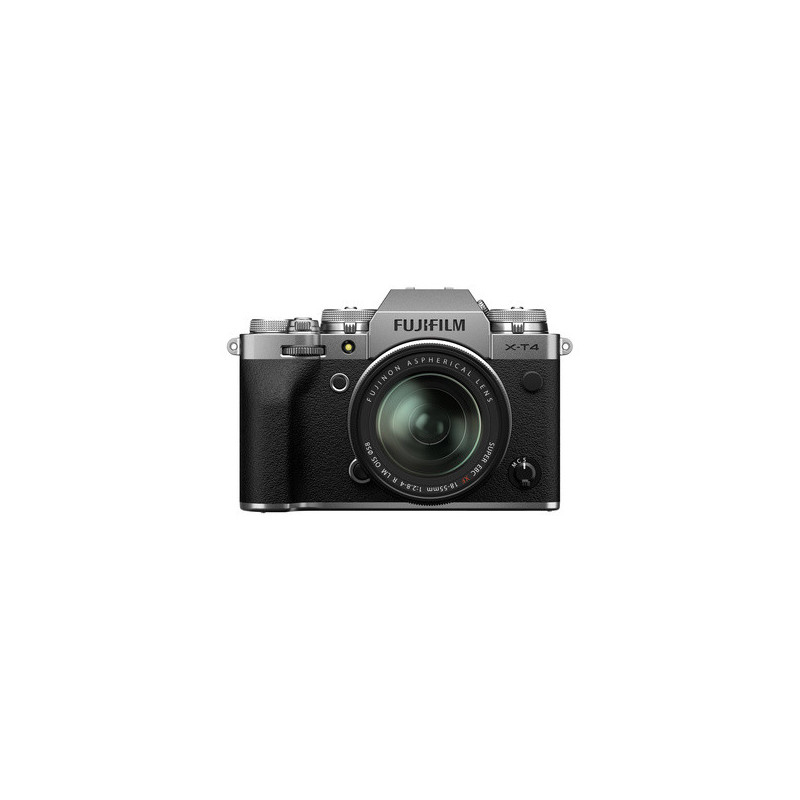 Fujifilm X-T4 Silver + XF 18-55mm f/2.8-4