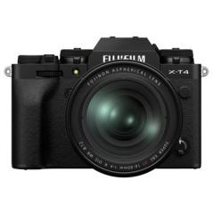 Fujifilm X-T4 + XF 16-80mm f/4 Nero