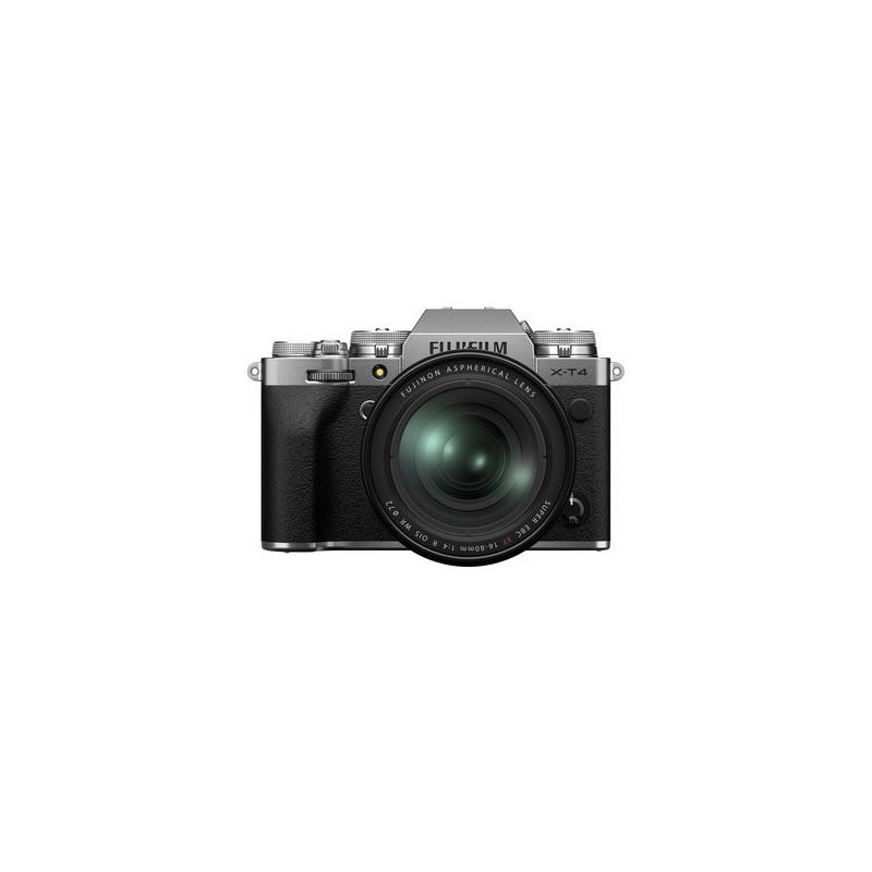 Fujifilm X-T4 Silver + XF 16-80mm f/4