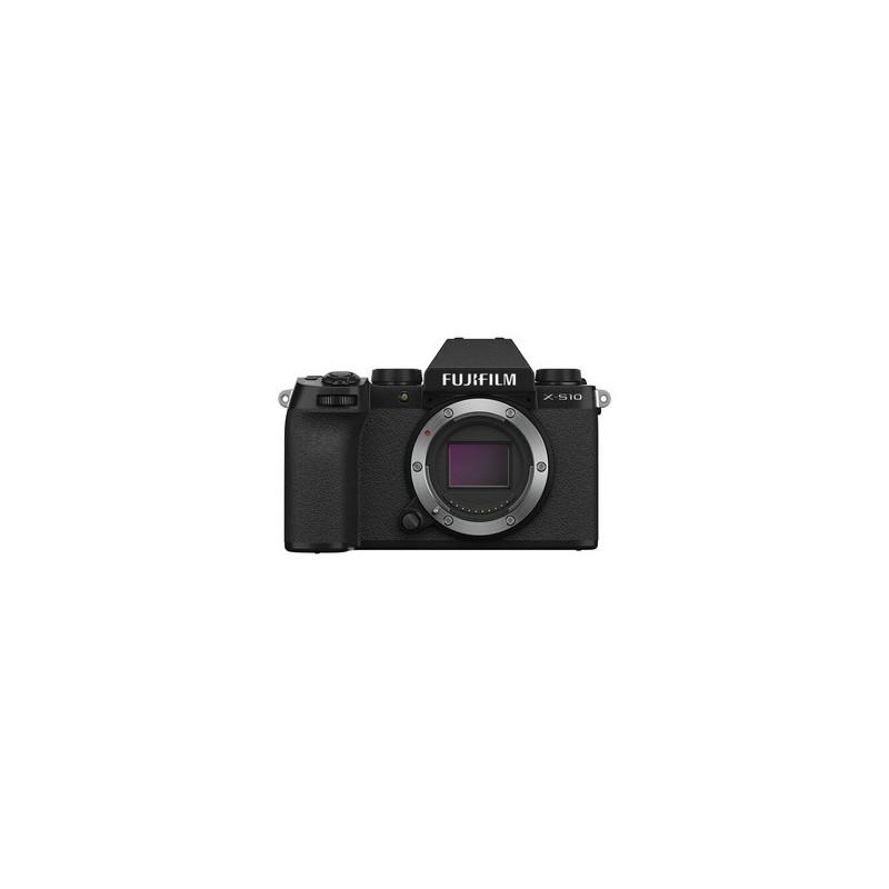 Fujifilm X-S10 + XF 15-45mm