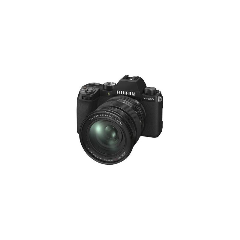 Fujifilm X-S10 + XF 16-80mm f/4 R WR OIS