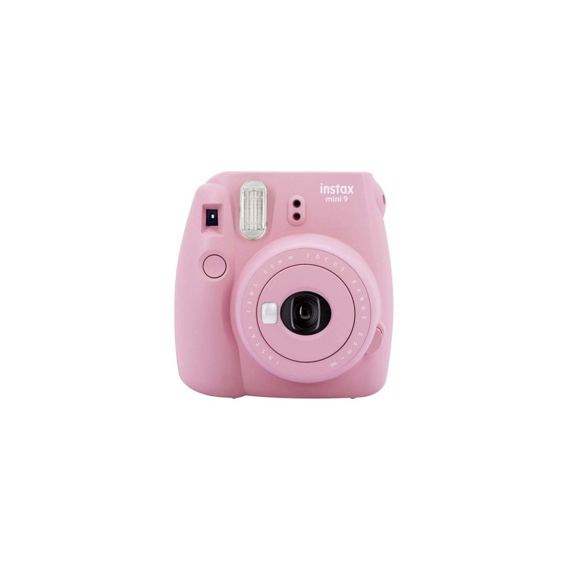 Fujifilm Instax Mini 9 Blush Rose - Fotocamera Istantanea