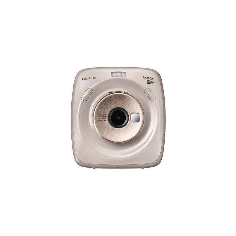 Fujifilm Instax Square SQ20 Beige - Fotocamera Istantanea