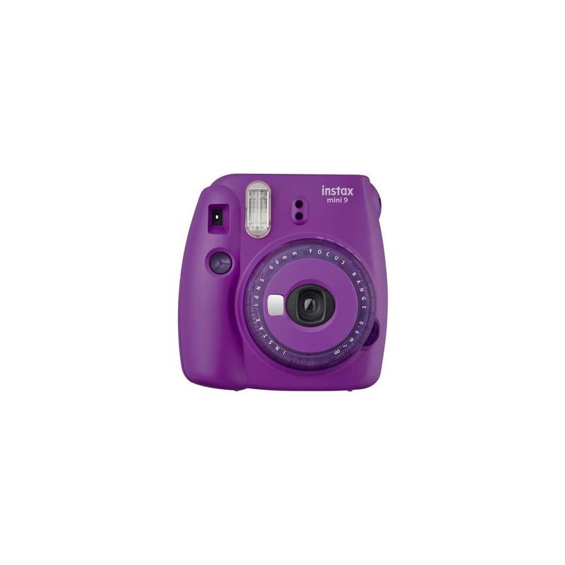 Fujifilm Instax Mini 9 Clear Purple - Fotocamera Istantanea