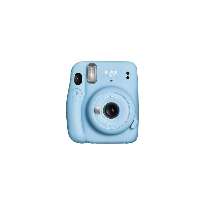 Fujifilm Instax Mini 11 Sky Blu - Fotocamera Istantanea