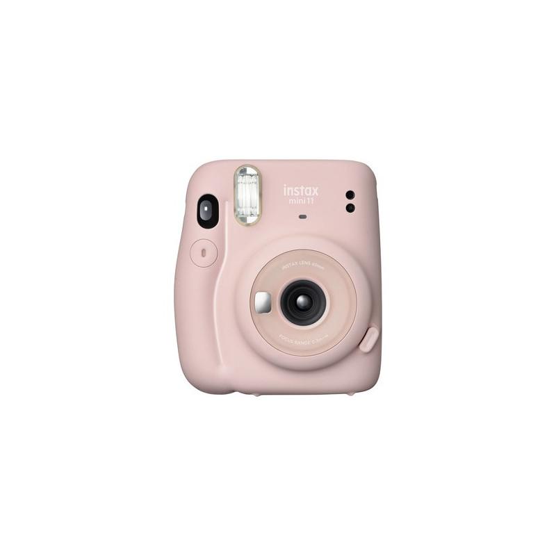 Fujifilm Instax Mini 11 Rosa - Fotocamera Istantanea