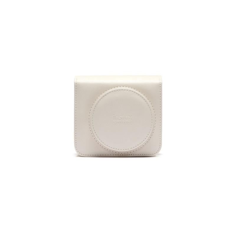 Fujifilm Borsa in Ecopelle per Instax Square SQ1 Chalk White