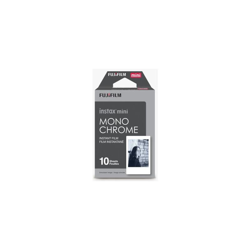 Fujifilm 10 pellicole Instax Mini bianco e nero